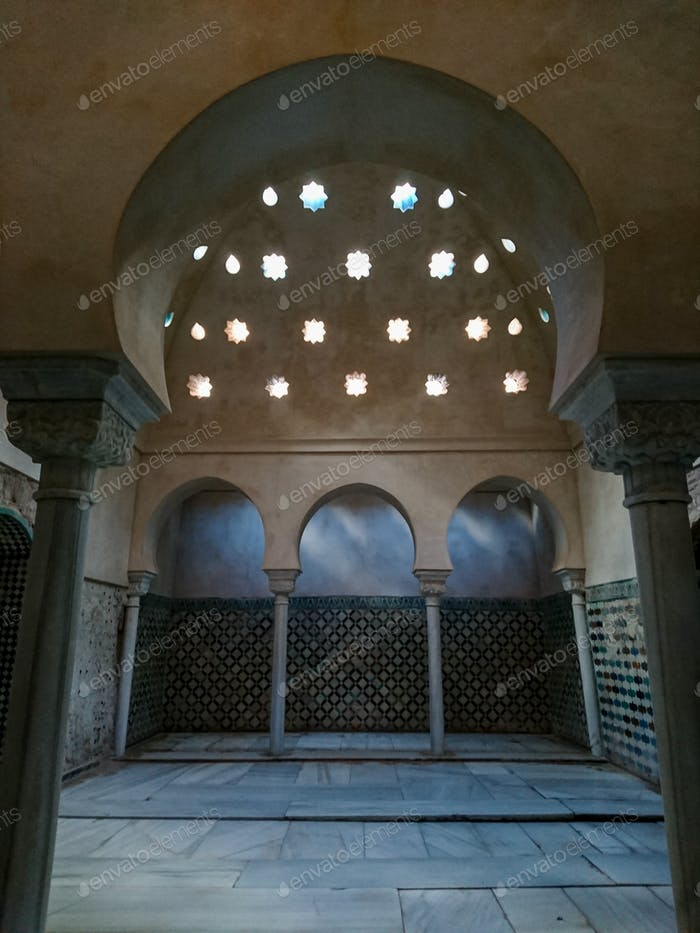 A Hammam (arab bath)