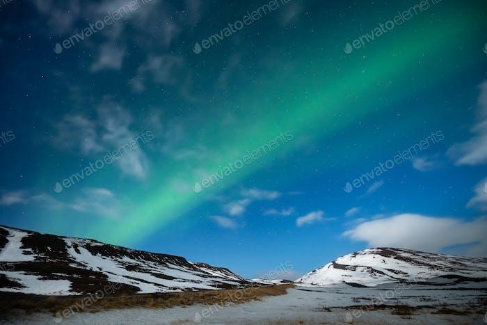 Nordlichter aurora borealis