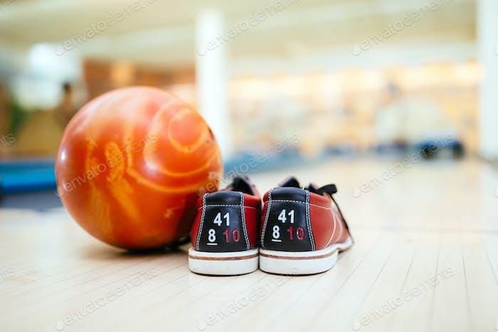 Alles, was Sie für Bowling brauchen
