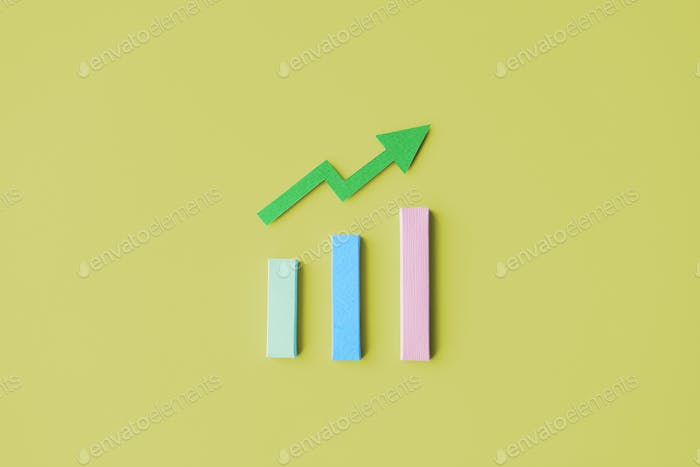 Thumbnail for Statistics Strategy Analysis Diagram Information Concept