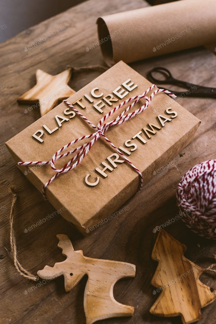 Zero waste Christmas
