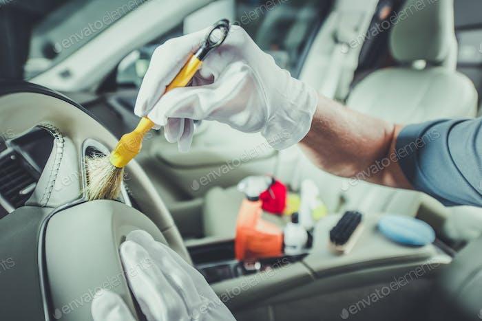 Detailing Vehicle Interior