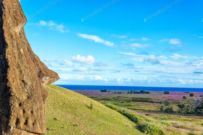 Single Moai