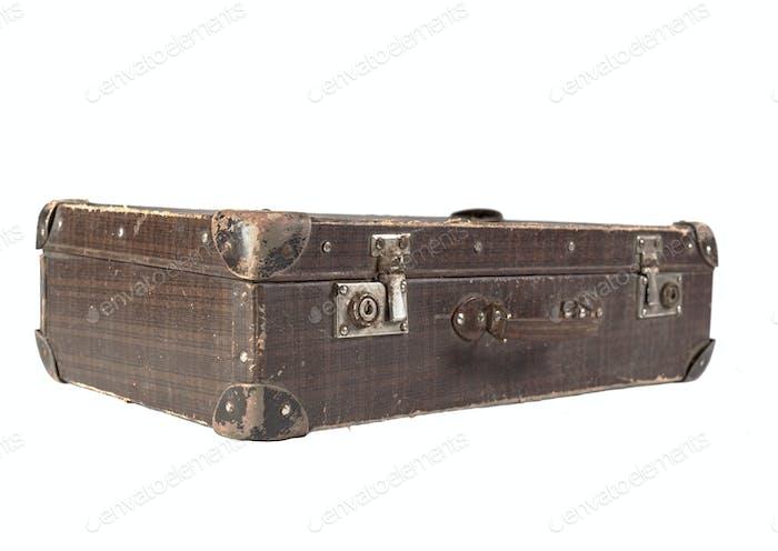 Rusty Suitcase