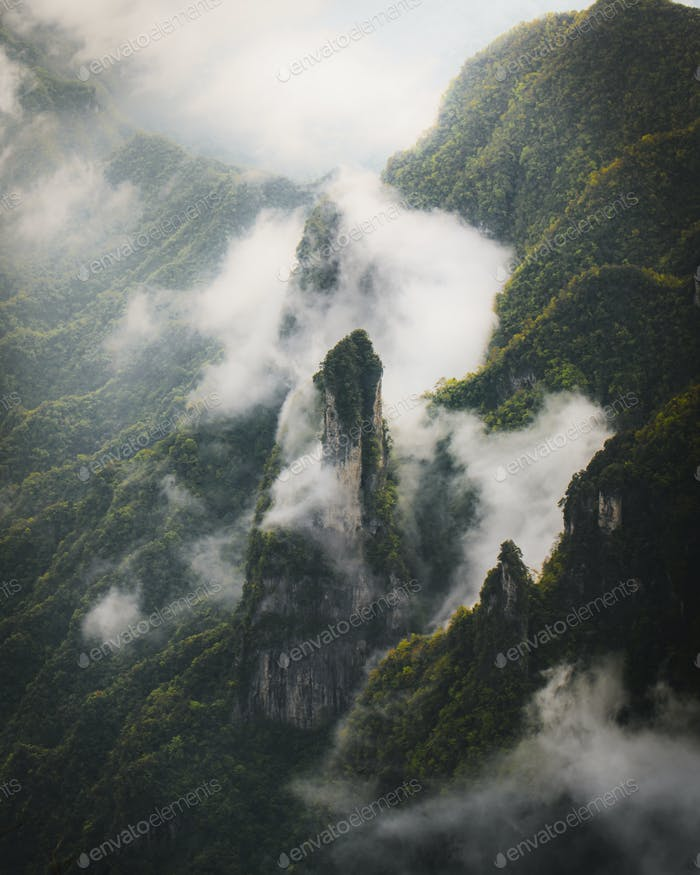 Chinese national park