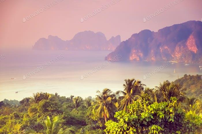 Phi-phi island