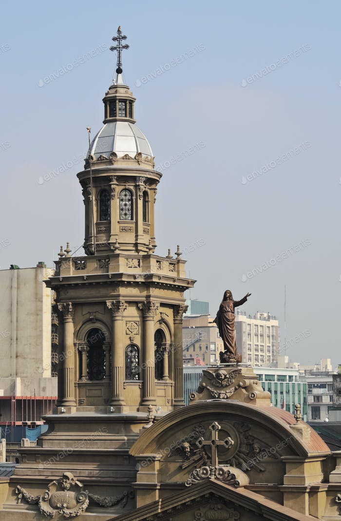 Cathedral of Santiago de Chile