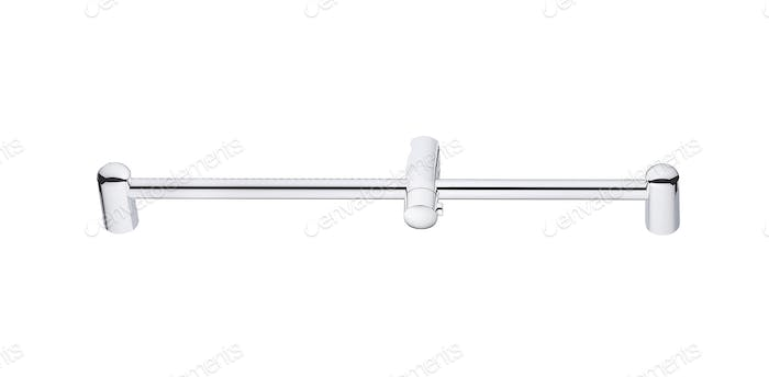Shower Head on White Background