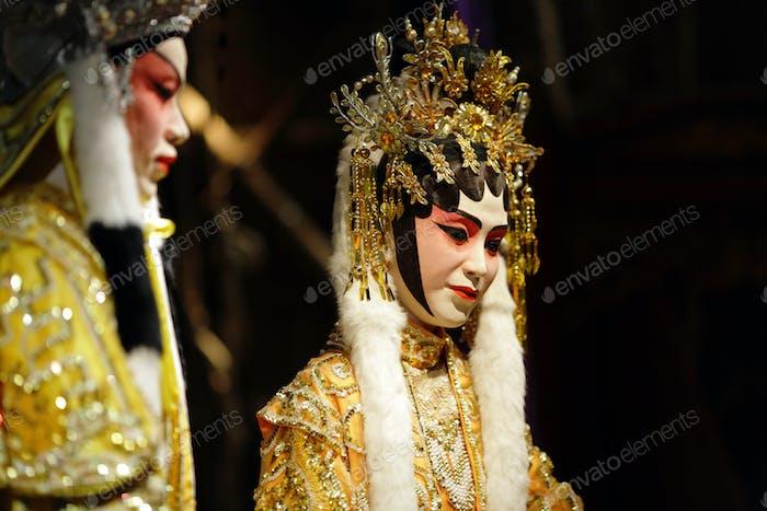 chinese opera dummy