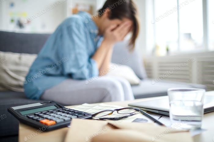 Lack of finances