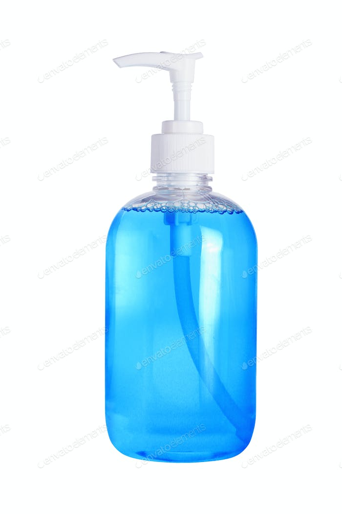 Liquid Hand Sanitizer Soap