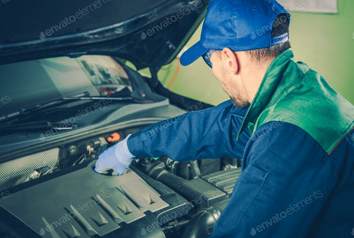 Vehicle Service Maintenance