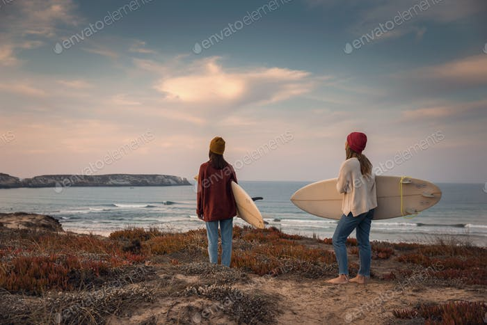 In search of waves