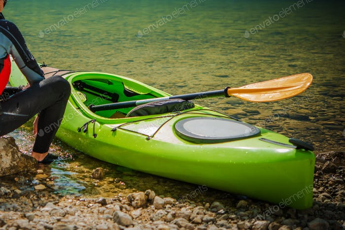 Kayak Touring Recreación
