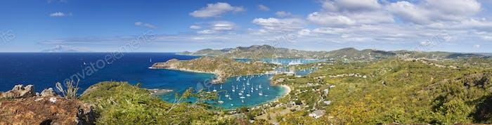 Thumbnail for English Harbour Panorama, Antigua