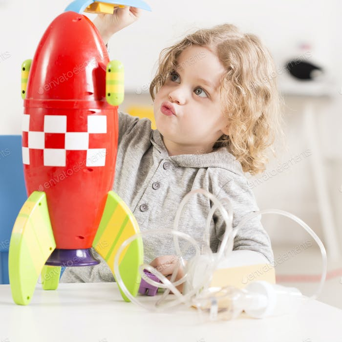 When i grow up i'll be an astronaut