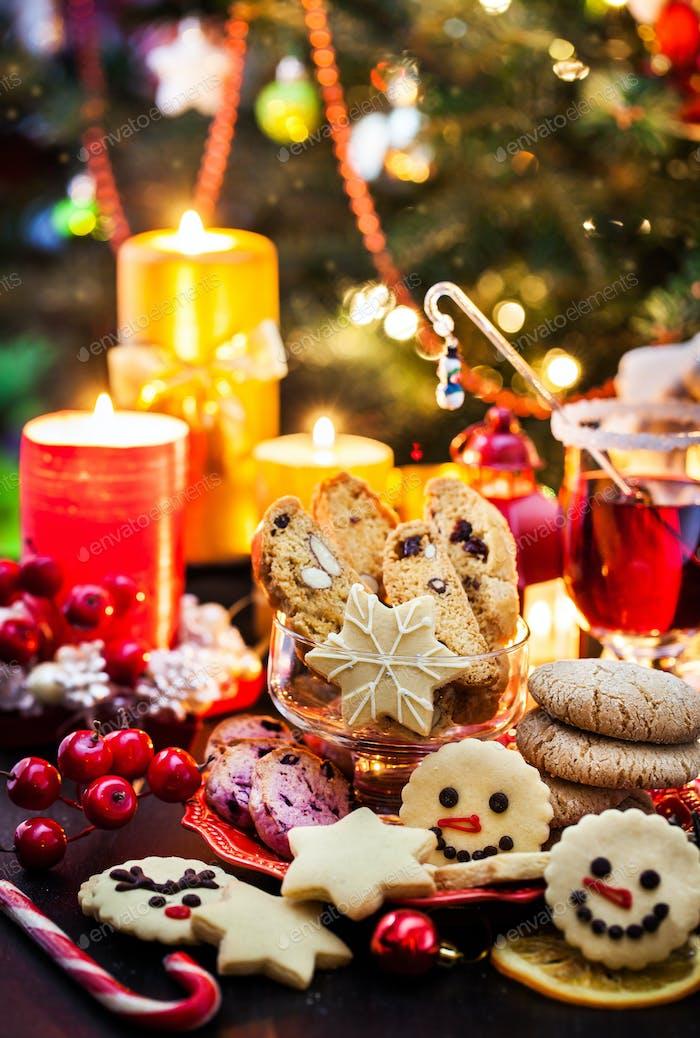 Weihnachts-Plätzchen