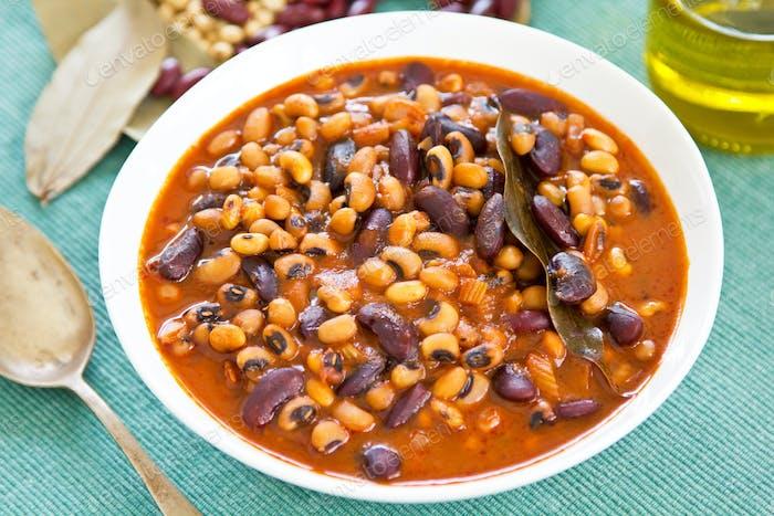 Beans soup [Stew]