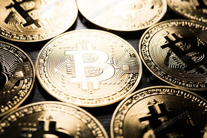 Golden Bitcoins, E-Geld-Konzept