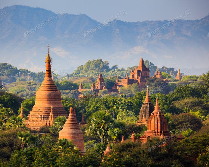 Thumbnail for The Temples of Bagan, Myanmar