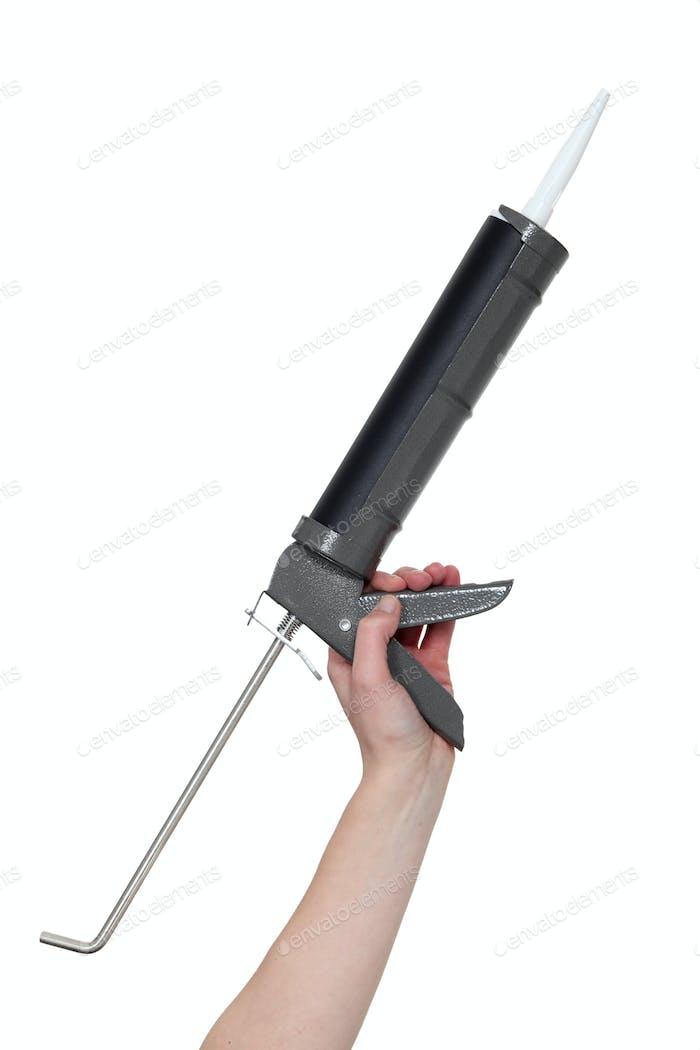 Joint filling gun