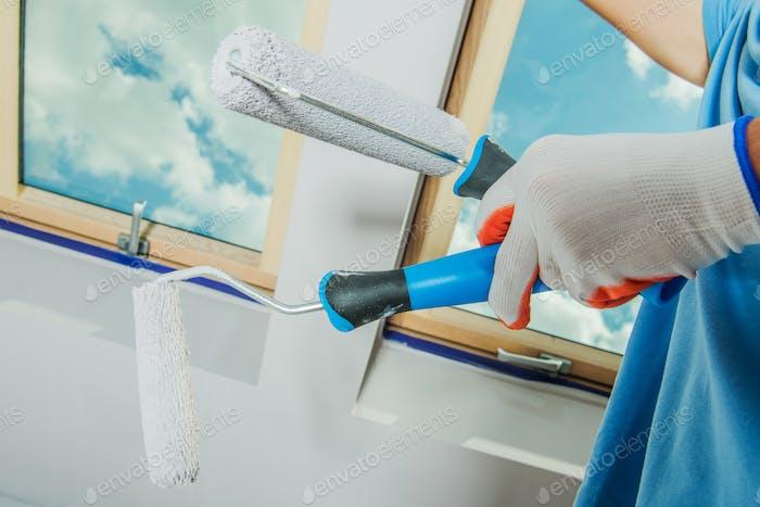 Room Painting Tools