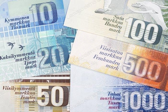 Finnish money a business background