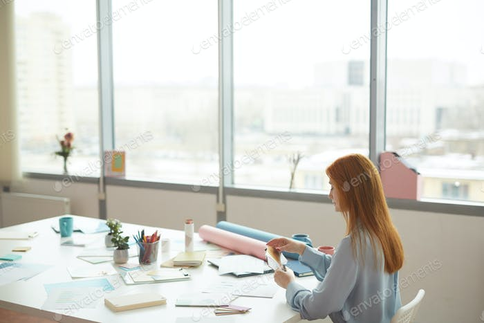 Creative Designer in Office