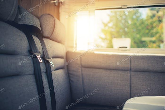 Wohnmobil-Reisen Komfort