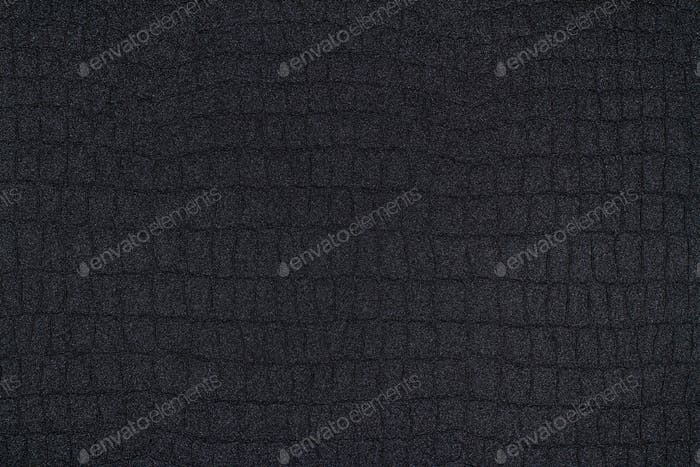 Dark crocodile skin paper texture background