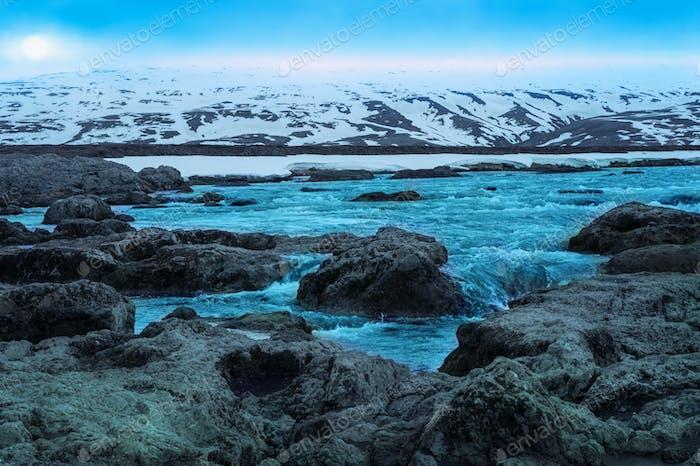 Iceland landscape travel photo