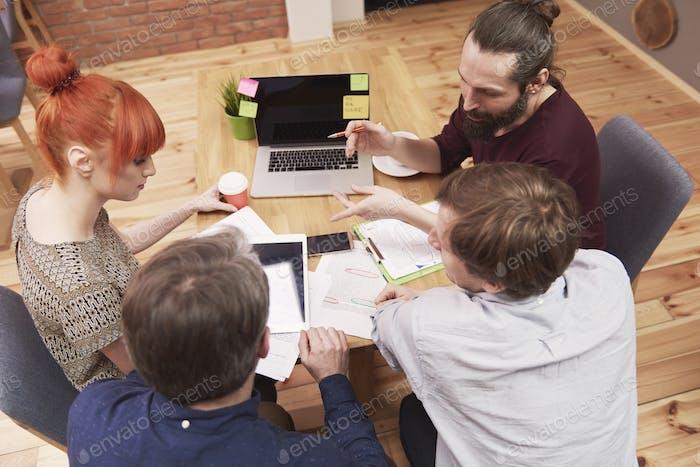 Сотрудничество является основой хорошей компании