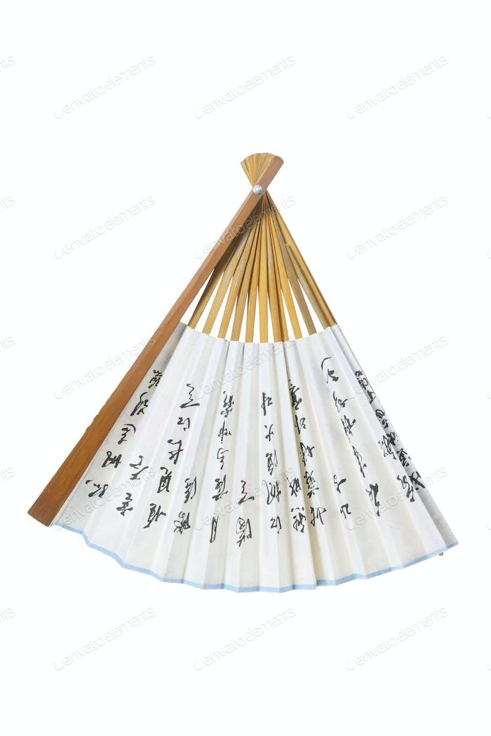 Chinesischer Papierfächer