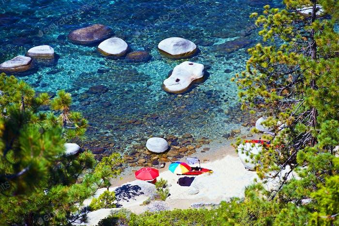 Destination de vacances Lake Tahoe