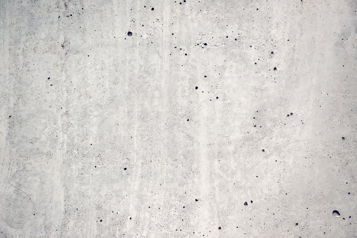 Clean cement concrete surface texture