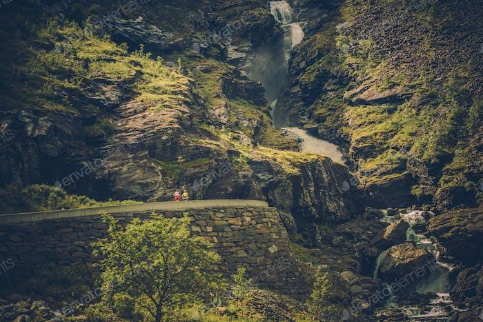 Scenic Norwegian Trail