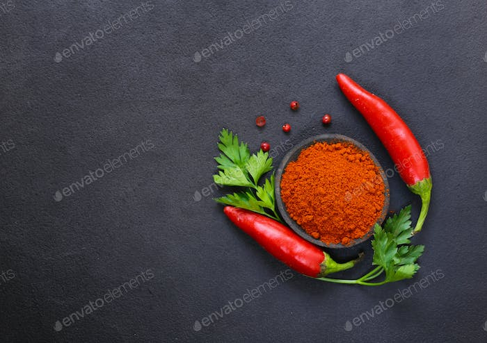 Red Ground Paprika