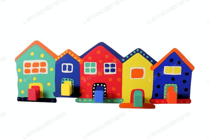 Spielzeughäuser