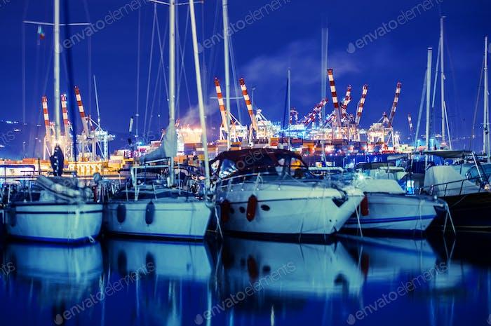 La Spezia Marina and Cargo