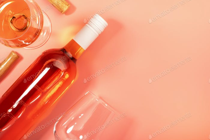 Rosado, rosato or blush wine tasting