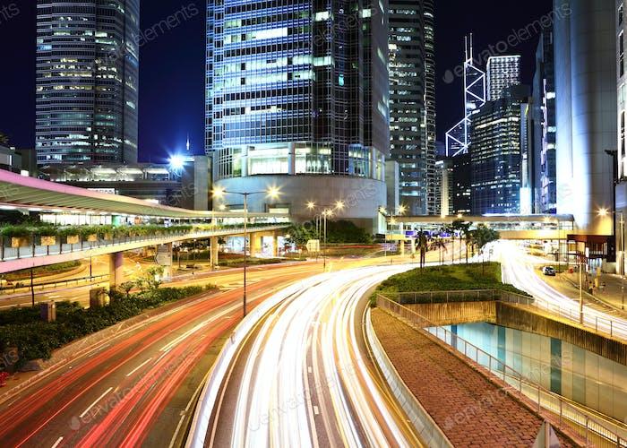 Hong Kong Verkehr