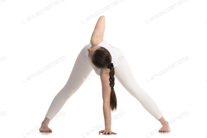 Yoga for spine flexibility