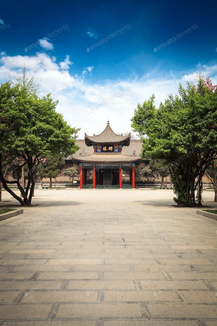 Thumbnail for xian beilin museum