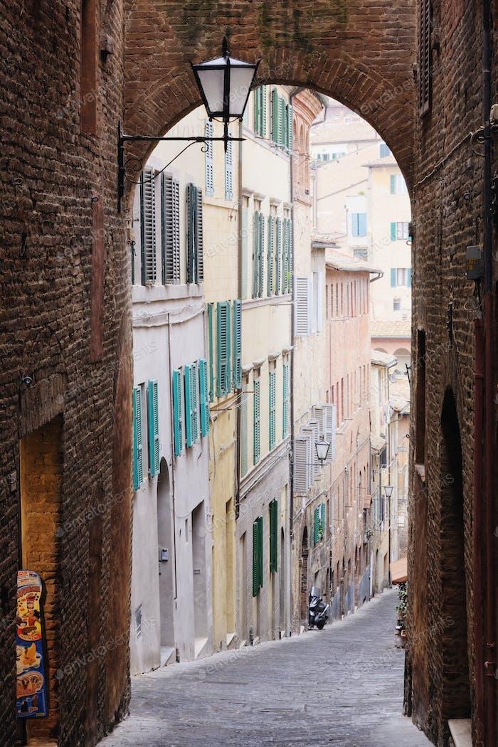 Street Archway