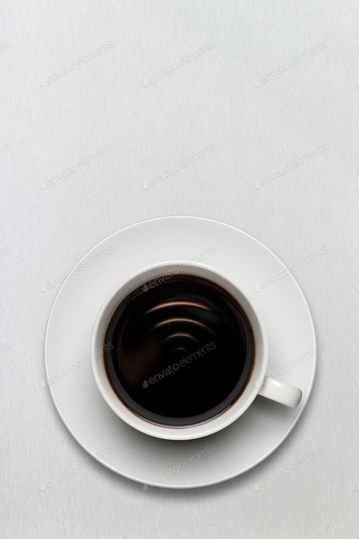 Wi-Fi-Kaffee.