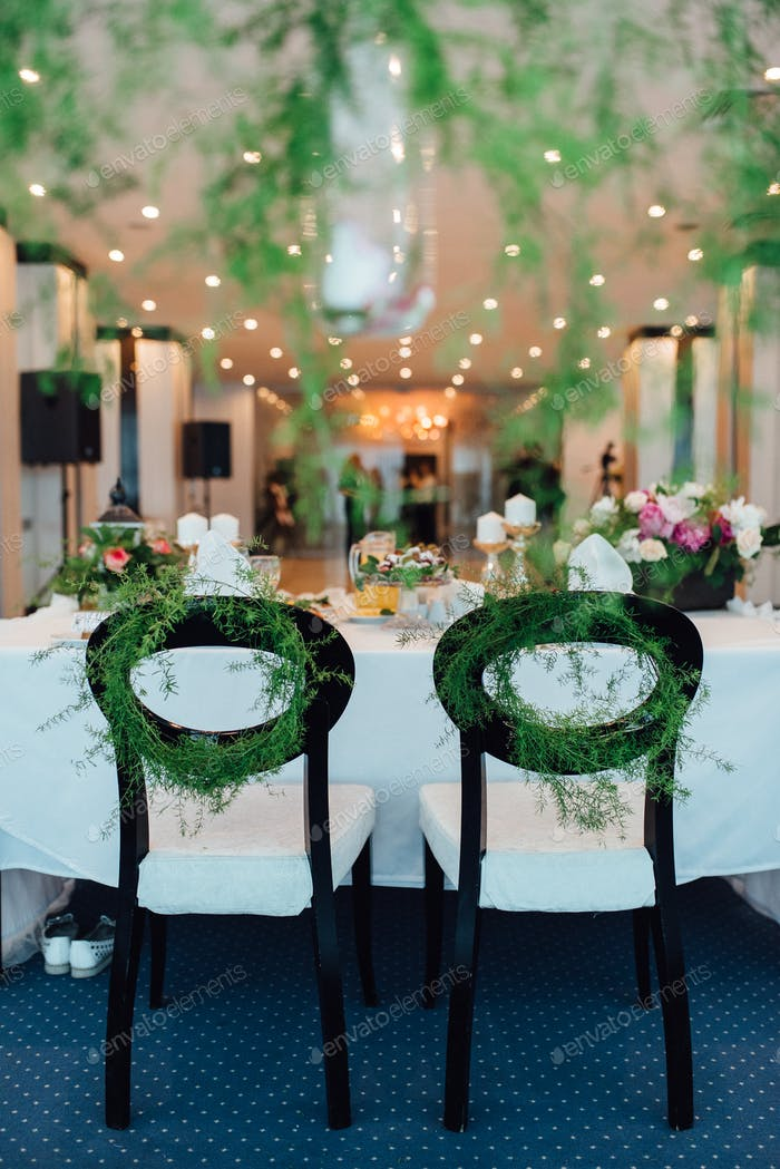 Banquet hall for weddings, banquet hall decoration