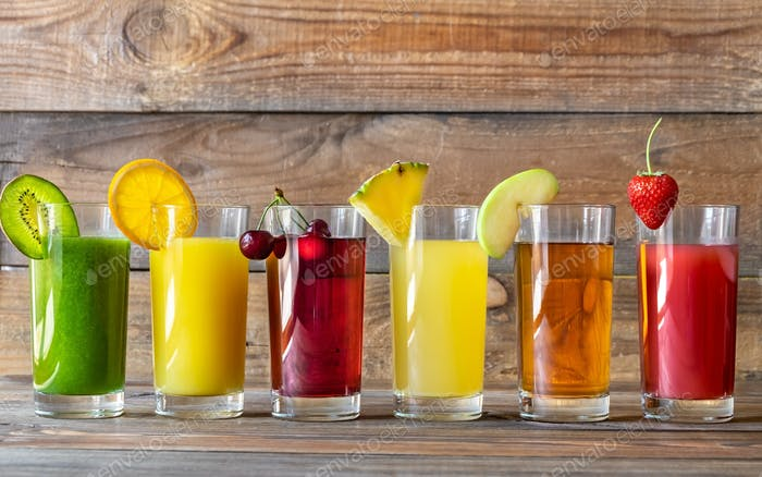 Amazing Benefits of Taking Natural Juices Regularly