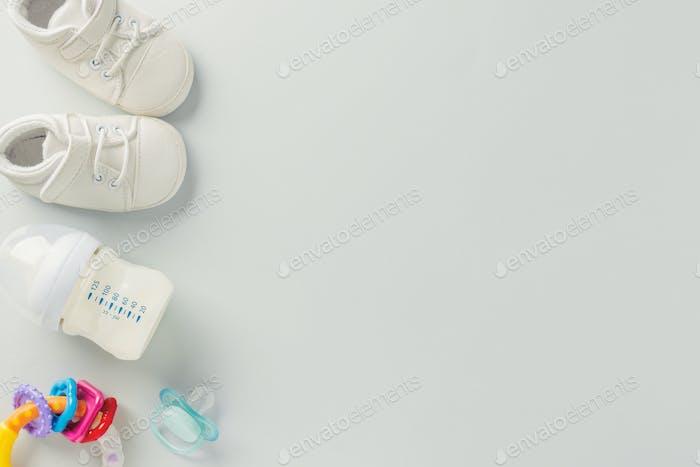Babypflege Zubehör flach lag