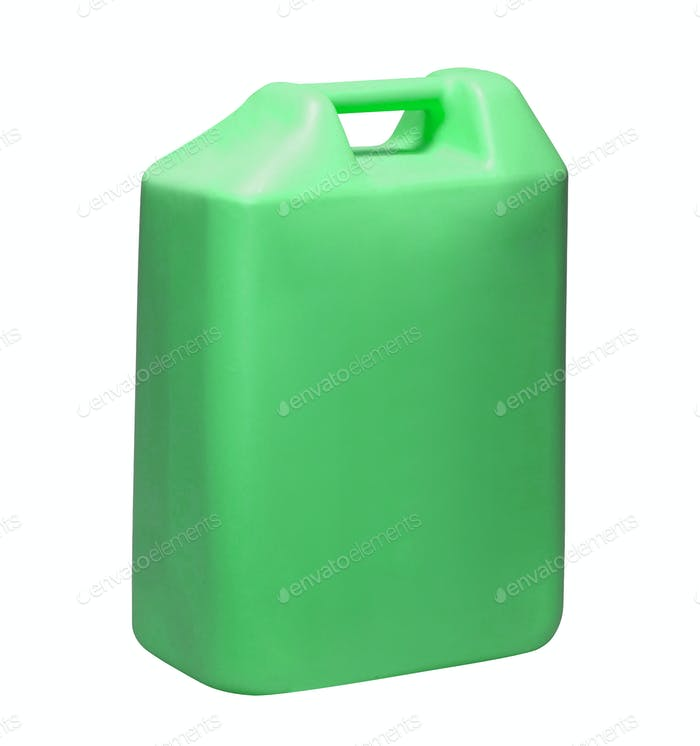 Green canister ????????