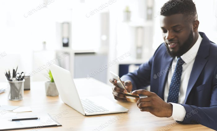 General Manager Online-Zahlung per Telefon